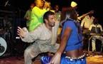 Katy Diéye, ex danseuse de Viviane, emprisonnée trois jours pour du chanvre indien puis relaxée