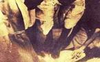 Photo Inédite: Serigne Babacar Sy exécutant le rite abrahamique lors de la Tabaski de 1956.