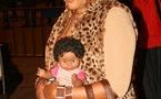 Photo : Aida Patra et son dernier... bébé