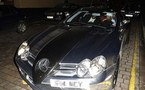 La Mercedes Benz de El Hadji Diouf qui vaut 273 millions