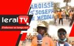 """VIDEO - Popenguine 2019: Les marcheurs renouvellent leur confiance à la Vierge Marie, """"Mère médiatrice"""""""