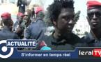 """Regardez le film de la manifestation du Mouvement """"Aar li nu Bokk"""" à la Place de la Nation"""