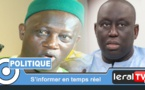"VIDEO - Serigne Mbacké Ndiaye sur l'affaire Aliou Sall-BBC: "" Toumal niit yombb na, wayé..."""