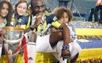 Mamadou Niang et ses deux adorables filles