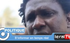 "VIDEO - Le coup de gueule de Simon ""Y en a Marre"" avant son arrestation"