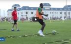 VIDEO - Zoom sur Sadio Mané : Entraînement spécifique pour être prêt face à l'Algérie