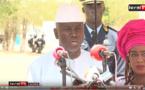 VIDEO - Louga: Le ministre de l'Intérieur Aly Ngouille Ndiaye fait le portrait du nouveau Gouverneur