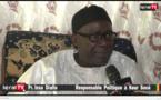 """VIDEO - Pr Insa Diallo sur le scandale du pétrole et du gaz : """"Perpétuité sakh dou doy si Aliou Sall..."""""""