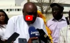 VIDEO - Affaire PETROTIM: Babacar Mbaye Ngaaraf, à sa sortie d'audition