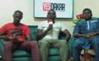 """VIDEO - Les acteurs de """"Rirou Turbinal"""" apportent des précisions sur la video qui accuse Aliou Sall de voleur"""