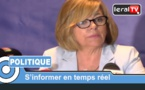 """VIDEO - Elena Valenciano de la MOE- UE: """" Le dispositif actuel du parrainage doit être révisé et examiné """""""