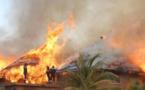 Matam: un violent incendie fait 2 morts dont un bébé de 12 jours