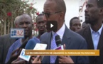 """VIDEO - Abdoul Mbaye sur la recommandation de l'abandon du parrainage: """"Ce n'est pas nouveau"""""""