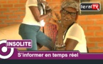 VIDEO - Insolite: Thione Seck cartonne en plein tournage de son clip