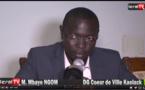 VIDEO - Kaolack : Le camp de Serigne Mboup liste ses projets pour la capitale du Saloum