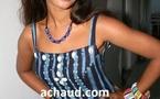 PHOTOS - Aicha Sakho ex miss oscar de vacances s'est transformée aujourd'hui en vidéo girl