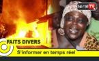 VIDEO - Louga: Les victimes de l'incendie de Médina Garage réclament des maisons au maire Moustapha Diop