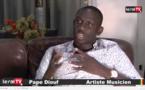 VIDEO - Duo avec Thione Seck, ses tournées aux Usa, Youssou Ndour... : Pape Diouf à coeur ouvert sur Leral Tv