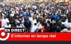 """REPLAY - Rassemblement """"Aar Li Nu Bokk"""" aux Allées du Centenaire."""