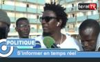 """VIDEO - Simon:""""Ce combat, c'est pour la jeunesse et les générations futures"""""""