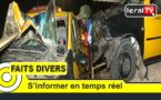 VIDEO - Dernière minute: Accident sur le viaduc de Diamalaye