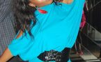Photo : Fatim O' sur la piste de danse