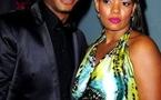 Photos : El Hadji Diouf et sa femme Valérie lors d'une soirée de gala en Angleterre