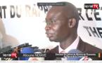 """VIDEO - Alioune Ndiaye: """"Le taux de prévalence de la contraception est passé de 12% à... 28 %"""""""