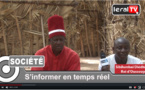 """VIDEO - Sibilumbaï Diédhiou, roi d'Oussouye: """"Je ne reçois aucun soutien de l'Etat ..."""""""