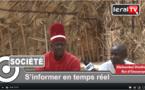 VIDEO - Actualité nationale: Les vérités du roi d'Oussouye, Sibilumbaï Diédhiou ( Interview intégrale)