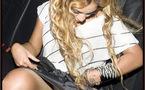 Photos : Quand Beyonce et Rihanna montrent leurs slips...