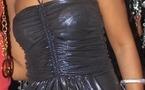 Photo : La robe de soirée de Viviane
