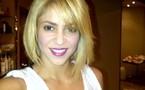 Nouveau look de Shakira.
