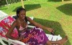 Photo : La nouvelle Miss Dakar, Penda Ly en maillot de bain !