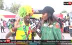 VIDEO - CAN 2019: Réactions et pas de danse des supporters après la victoire des Lions face au Bénin 1 - 0