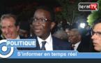 VIDEO - Pot de départ de S. E Christophe Bigot: Amadou Bâ magnifie la coopération franco-sénégalaise