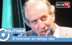 """VIDEO - CAN 2019 / Christophe Bigot: """"La France soutient les Lions jusqu'à la victoire. Dem ba jeex """""""