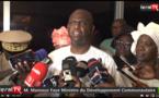VIDEO - Kaffrine: Mansour Faye annonce la réalisation d'une première route bitumée à Malem Hoddar