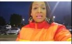 VIDEO - Malika, la femme d'Assane Diouf supporte Wally Seck avec sa tenue en couleur