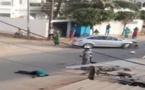 VIDEO Urgent - Liberté 6: Un jeune homme fauché par une voiture alors qu'il jubilait