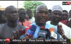 """VIDEO - Adama Fall, """"Sam sunu reew"""": """"Les chefs religieux ne croient pas aux déclarations de Aar li nu bokk"""""""