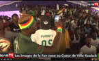 VIDEO - Sénégal vs Tunisie: Les Images de la Fan zone du Cœur de Kaolack