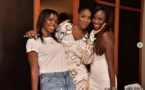PHOTOS - Après une longue période d'absence: Lissa réapparaît le jour de son anniversaire en compagnie des plus belles filles de Dakar