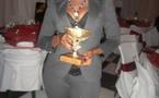 Mbathio Ndiaye désignée meilleure danseuse de l'année