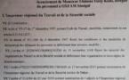 Contentieux Oxfam- Elimane Kane: L'inspection du travail rejette la demande d'autorisation de licenciement de l'employé