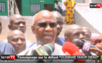 "VIDEO - Décès d'Ousmane Tanor Dieng - Serigne Mbaye Thiam : "" Tey ji Sénégal yepp, nio perte """