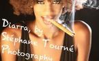 Photo : Le mannequin Lissa en mode cigare