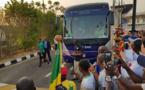 VIDEO - CAN 2019 : Le 12e Gaïndé met l'ambiance à l'entraînement des Lions