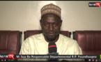 VIDEO - Foundiougne: Le Responsable départemental du RP menace de quitter le parti de Mansour Niass