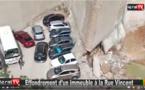 VIDEO - Rue Vincens: Les raisons de l'effondrement d'un immeuble en plein centre-ville de Dakar